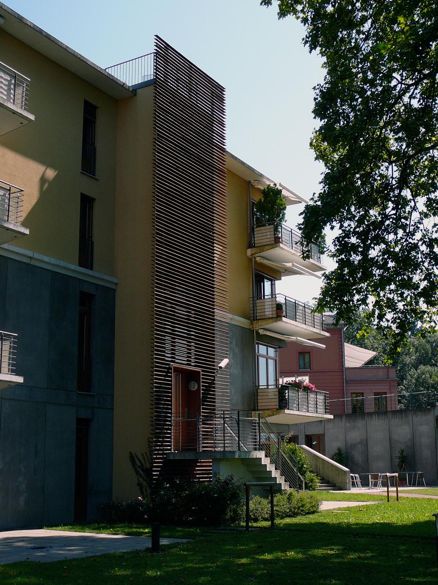 Altenpflegeheim schindler architekten - Architekten lindau ...